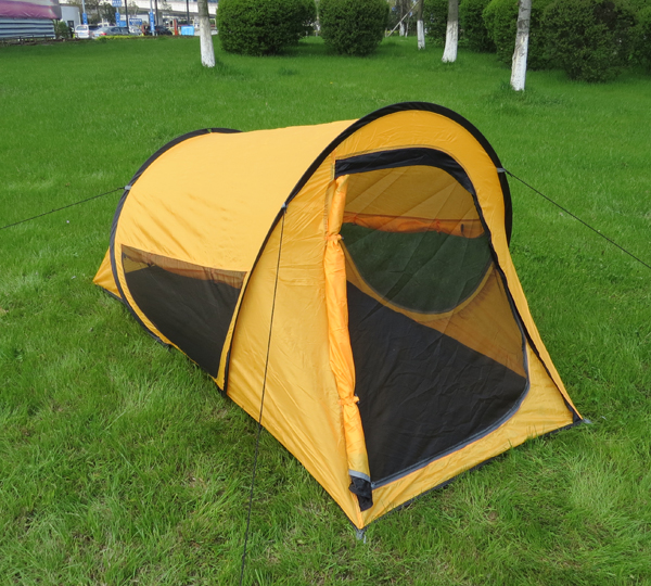 ... Man Double Layers Pop Up Tent. ZoomDetails & PT3-001 Single Layer 2 Man Pop Up Tent - Ningbo Pop Outdoor ...